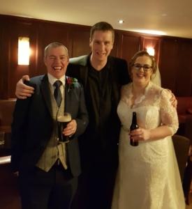 Toastmaster i bryllup